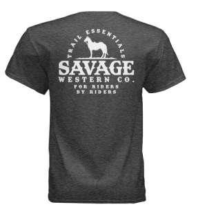 Savage Western Co. Tee